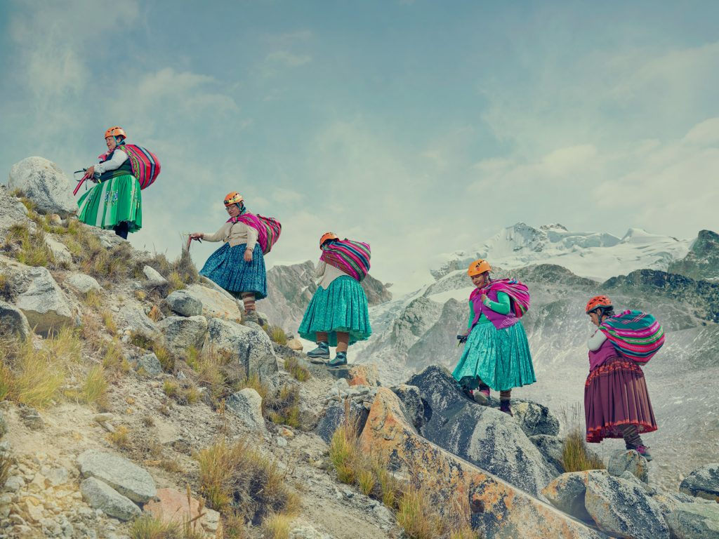Meet the Incredible Climbing Cholitas, Bolivian Cooks Turned Alpinists